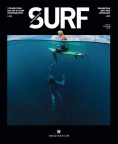 TransWorld SURF's third annual Imaginarium—a contest to progress surf photography—raised the bar this year, with entries from teams fr. Spotlight Photography, Photography Contests, Editorial Layout, Editorial Design, Glitch, Transworld Surf, Page Layout Design, Magazine Cover Design, Magazine Covers