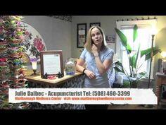 with Julie Dalbec Acupuncturist of Marlborough Wellness Center Wellness Center, Acupuncture, Herbalism, Street, Herbal Medicine, Roads