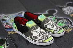 mouse emerica | Emerica Provost X Mouse Cruiser Slip-On Skate Shoes Now Available ...