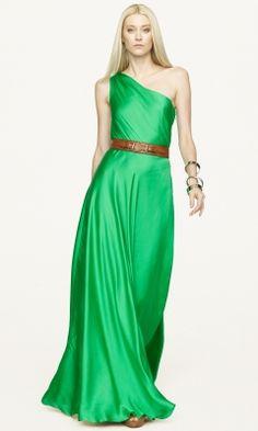 Evening Dresses - Dresses - RalphLauren.com