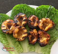 """Southern Grilled Peaches - Sweet and Spicy with a hint of """"Hey Y'all"""" thrown in."""