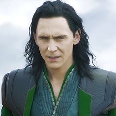 ⚔️ You're sooo beautiful Loki my beautiful sunshine ☀️