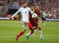 Inglaterra vs Rusia. LALLANA