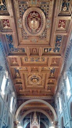 Basílica São João  de Latrão/ Roma - IT. 01/2016