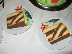 Prevratena torta | Torty od mamy