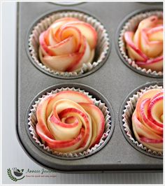 Apple Roses 苹果玫瑰花 | Anncoo Journal - Come for Quick and Easy Recipes