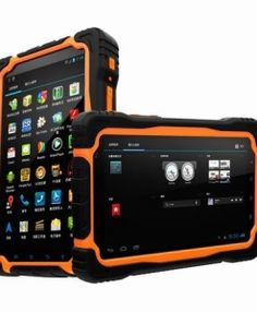 An Android Rugged NFC Tablet. The BATL tablet is ideal for tough environments such as construction sites, warehouses and factories. Rugged Tablet, Tablet Phone, Smartphone, Multi Touch, Tactical Gear, Computer Accessories, Quad, Android, Flyer Maker