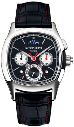 Patek Philippe Monopusher Split-Second Chronograph