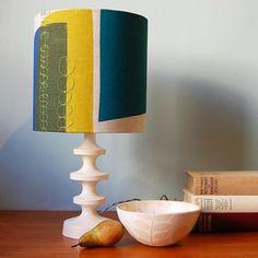 Maxine Sutton lampshade