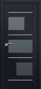 Milano-39U Black mat Interior Door