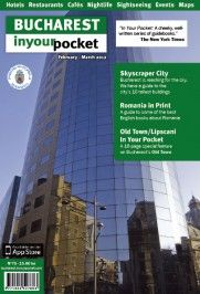 The latest cover of Bucharest In Your Pocket