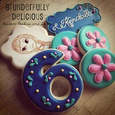 Frozen Cookies   Cookie Connection