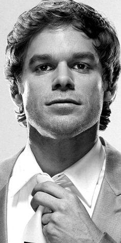 Michael C Hall - Dexter--actually not creepy, but disturbing in a good entertaining way!