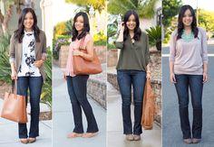 Putting Me Together: Some of My Favorite Denim Brands - Soft, Stretchy,...