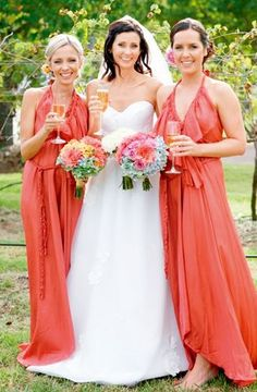 what colors go with champagne wedding dress - Google Search