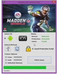 Madden NFL Mobile Hack No Survey Best Tents For Camping, Cool Tents, Game Arena, Goji, Madden Nfl, Ea Sports, Best Gym, Electronic Art, I Am Awesome