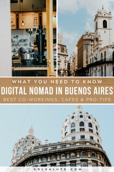 Buenos Aires for Digital Nomads | How to be a digital nomad in Buenos Aires | Moving to Buenos Aires | Expat life in Buenos Aires | Buenos Aires expat life | expat life living abroad | Move to Argentina | Digital Nomad Guide | Work remotely | How to work abroad | Digital Nomad lifestyle | Move abroad checklist | Living in Buenos Aires | Living in Argentina | South America expat guide | South America for Digital Nomads | Digital Nomad in South America #Argentina #BuenosAires #ExpatLife