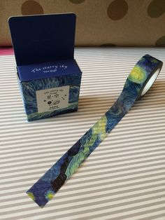 The Starry Sky by Van Gogh Washi Tape by courtneyloudermilk