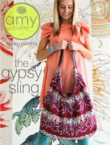 Amy Butler's Gypsy Sling - Downloadable PDF Pattern - available for immediate download!