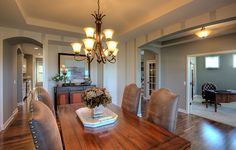 Beau Would You LIKE To Host A Dinner Party In This Formal Dining Room?
