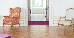 Referenzen - ANTIQUE PARQUET - Restauriertes und antikes Parquett ist unsere Leidenschaft Accent Chairs, Antiques, Furniture, Home Decor, Restore, Passion, Upholstered Chairs, Antiquities, Antique