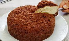 Vynikajúca torta z kyslej smotany, ktorá chutí ako zmrzlina a je naozaj fantastická. Skúste ju a uvidíte sami - podľa prehľadnéhor receptu z youtube to zvládne každý! Jello Recipes, Dessert Recipes, No Bake Cookies, Sweet Desserts, Cheesecake, Muffin, Food And Drink, Cooking Recipes, Sweets