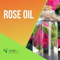 Voss Bottle, Water Bottle, Rose Oil, Water Bottles