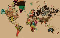 pretty map