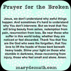 A #Boston #Prayer (and for anyone battling #trauma)