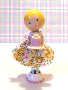 bakery cake lolli by lollipopworkshop on Etsy