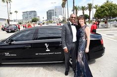 Emmy Winner, Joe Morton and Nora Chavooshian attends the 66th Annual Primetime Emmy Awards held at the Nokia Theatre L.A. Live   Red Carpet Report Producer, jd on train to the 66th Primetime Emmy Awards  Before the Celebrities arriving at the 66th Emmy Awards hit the Red Carpet... #Chauffeur #Transportation #Audi #Photos #Emmys http://www.redcarpetreporttv.com/2014/08/26/before-the-celebrities-arriving-at-the-66th-emmy-awards-hit-the-red-carpet-chauffeur-transportation-audi-photos/