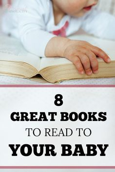 Great Books to Read to Your Baby
