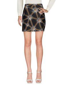 FAUSTO PUGLISI Mini skirt. #faustopuglisi #cloth #dress #top #skirt #pant #coat #jacket #jecket #beachwear #