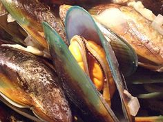 ChezWhat?: Green Lips - make some mussels