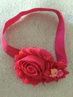 Kitty Head Band by HelgasHairBowDesigns on Etsy
