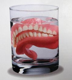 25% of all US senior citizens have lost all their teeth from cavities and gum disease. Mental Health is far more important than Oral Health and losing your teeth is mentally stressful, traumatic and embarrassing for many people so PLEASE brush and floss your teeth every day and get your teeth cleaned every 3 to 6 months.