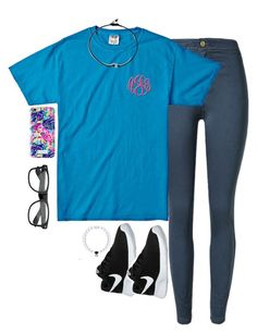 """""""Untitled #1261"""" by southernstruttin ❤ liked on Polyvore featuring Lilly Pulitzer, NIKE and ZeroUV"""