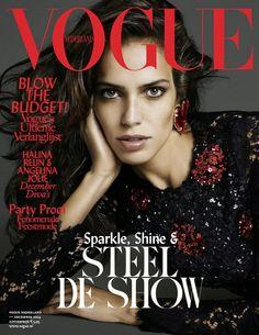Vogue Pays-Bas Décembre 2014