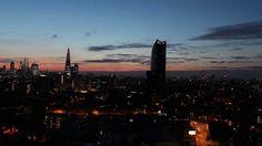 London sunrise timelapse - 30th June 2013