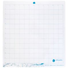 Silhouette Of America Cameo Light Tack Cutting Mat $10.50 because the original one is too sticky
