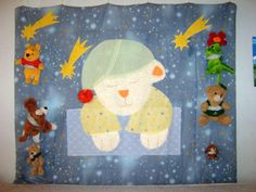 Patchwork for kids, my handwork