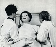 In June 1972, a woman appeared in Cedar Senai hospital in nothing but a white, blood-covered gown. Now this, in itself, should not be too surprising as people often have accidents nearby and come to the nearest hospital for medical attention, but there were two things that caused people who saw her to vomit and flee in terror. The first being that she wasn't exactly human. She resembled something close to a mannequin, but had the dexterity and fluidity of a normal human being. Her face was…