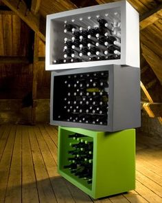 Six Wicked Wine Racks