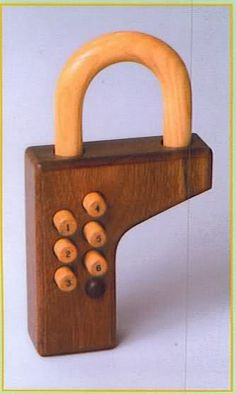 Push-Button Lock - The Dale Maley Family Web Site