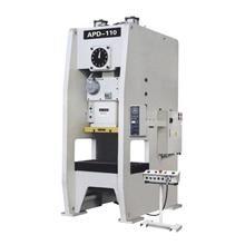 Semi-Closed Type Double Crank Precision Press