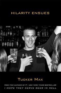 Anything by Tucker Max! He has the same general opinion of girls/sluts that I do!