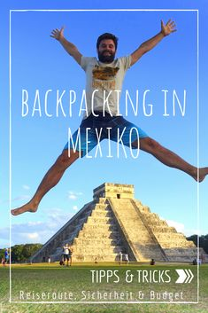 Backpacking in Mexiko: Du planst eine Rundreise in Mexiko? Egal, ob Roadtrip oder Backpacking in Mexiko - Wir waren 2 Monate in Mexiko unterwegs und haben in diesem Reisebericht unsere Tipps & Tricks für Mexiko zusammengefasst. Dieser Mexiko-Reisebericht beinhaltet Tipps zu den Themen Sicherheit, Reiseroute, Budget, Unterkünfte etc. Viel Spaß auf deiner Reise! Cancun, Roadtrip, Work Travel, Tricks, South America, Budget, Travelling, Movies, Poster