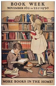 i love nothing better than a good book...if you can read you have the world in your hands<3