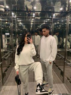 Black Couples Goals, Cute Couples Goals, Couple Goals, Couple Style, Relationship Goals Pictures, Cute Relationships, Couple Aesthetic, Aesthetic Clothes, Mode Streetwear