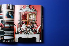 THE BIG BOOK OF CHIC  AUSSOULINE'S BOOK GIVES US A SNEAK PEEK INTO THE LIVES OF THE CHIC. Coffee Table Magazine, Coffee Table Books, The Chic, Beautiful World, Bookends, Culture, Big, Artist, Design